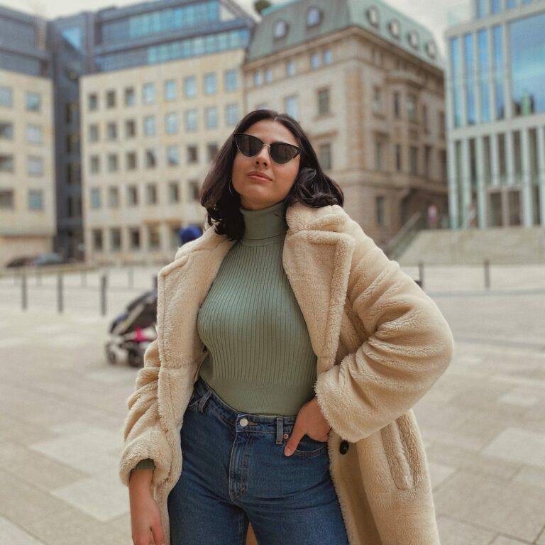 Mildred in Hamburg